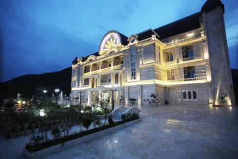 راه های ارتباط با هتل راتینس