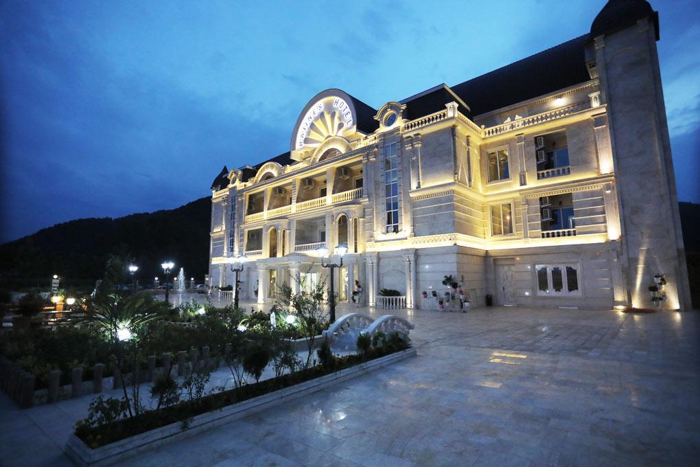 نرخ اقامت نوروزی هتل راتینس ماسال اعلام شد