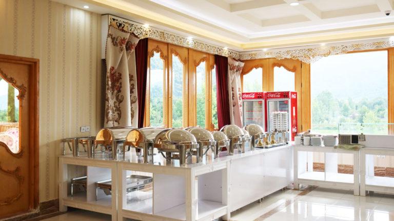 فست فود های هتل راتینس ماسال را تجربه کنید!