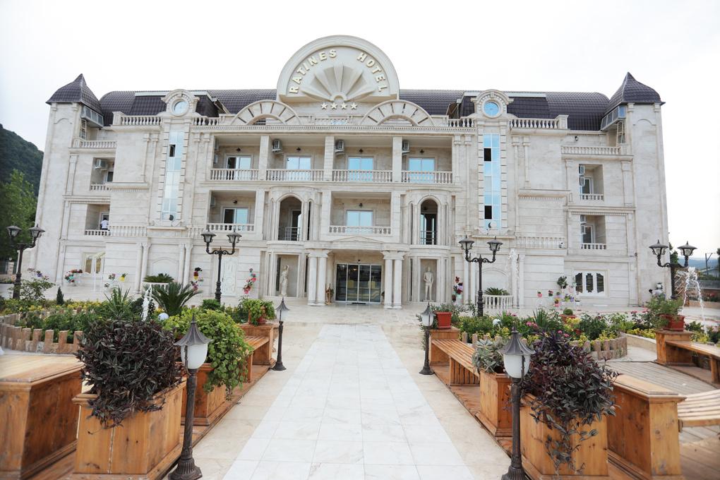 هتل راتنیس ماسال به زودی افتتاح خواهد شد