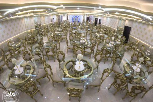 مجلل ترین تالار در بزرگترین هتل ماسال افتتاح شد