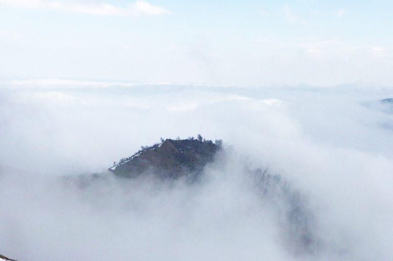 ییلاق سوئه ماسال، جایی در میان ابرها!