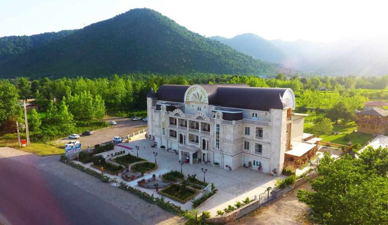 بهترین هتل گیلان